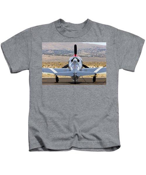 Steadfast On The Ramp Kids T-Shirt