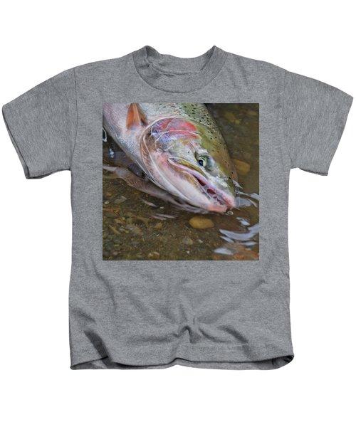 Steelhead  2 Kids T-Shirt