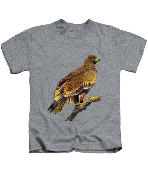 Steppe Eagle Kids T-Shirt