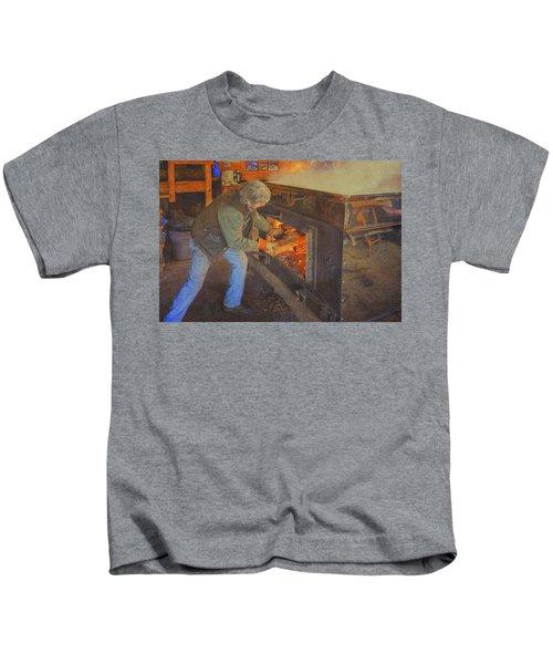 Stoking The Sugarhouse Kids T-Shirt