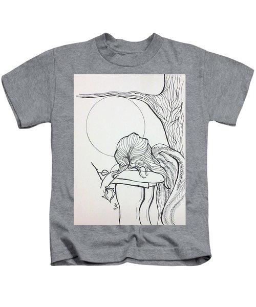Stone Angel Kids T-Shirt