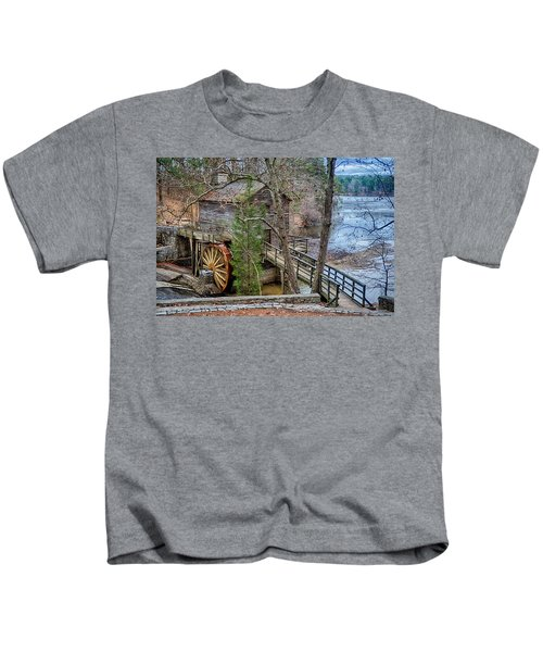 Stone Mountain Park In Atlanta Georgia Kids T-Shirt