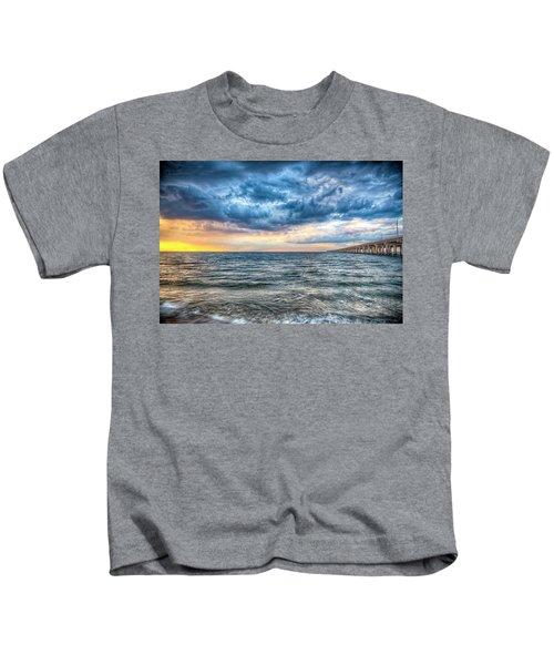 Storm Rising Kids T-Shirt
