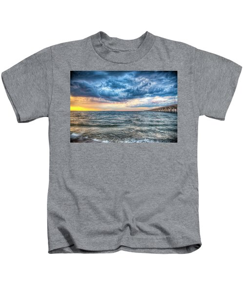 Storm Rising Kids T-Shirt