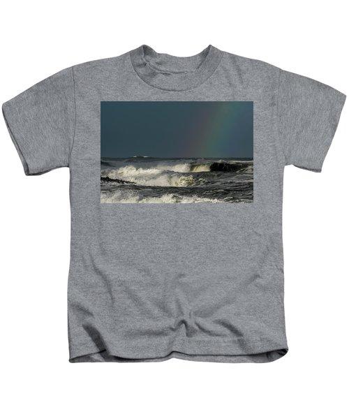 Stormlight Seaside Cove Kids T-Shirt