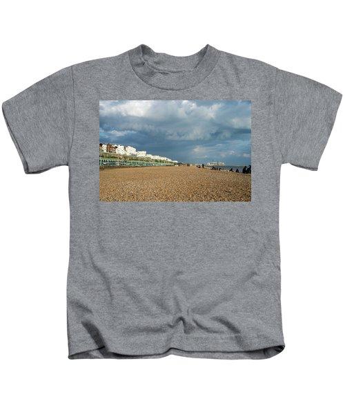 Stormy Skies Kids T-Shirt