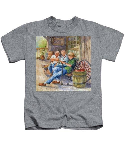 Storyteller Friends Kids T-Shirt