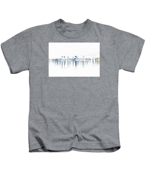 Streaming Lights Kids T-Shirt