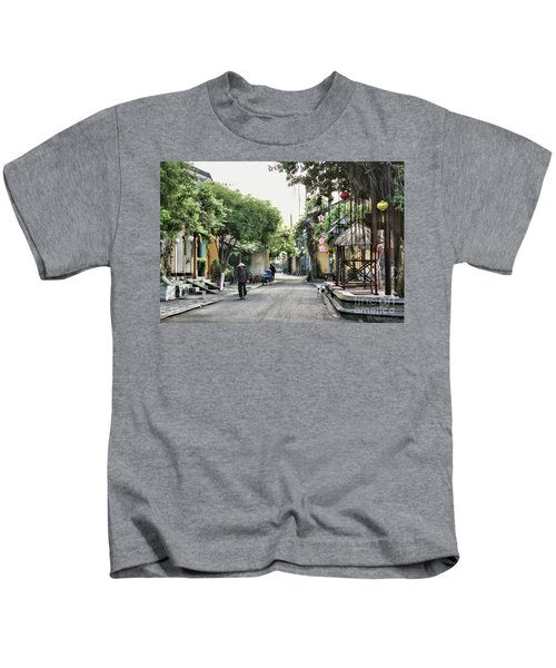 Streets Of Hoi An IIi Kids T-Shirt