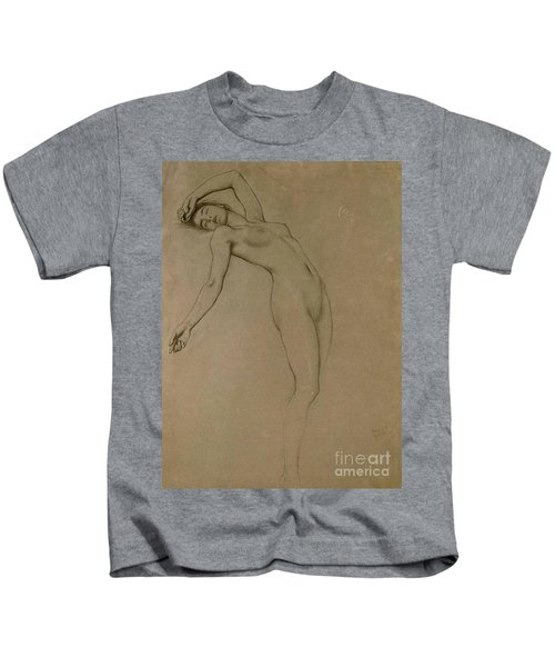 Study For Clyties Of The Mist Kids T-Shirt