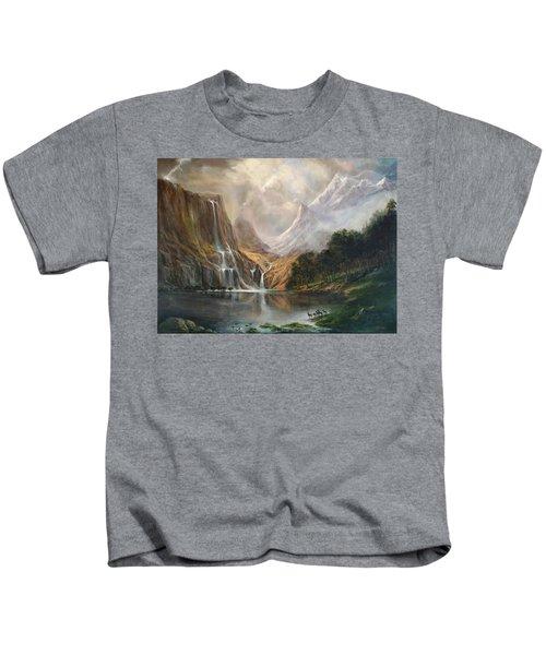 Study In Nature Kids T-Shirt