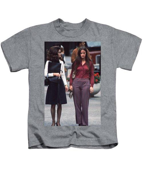 Stylish Dayton's Shoppers Kids T-Shirt
