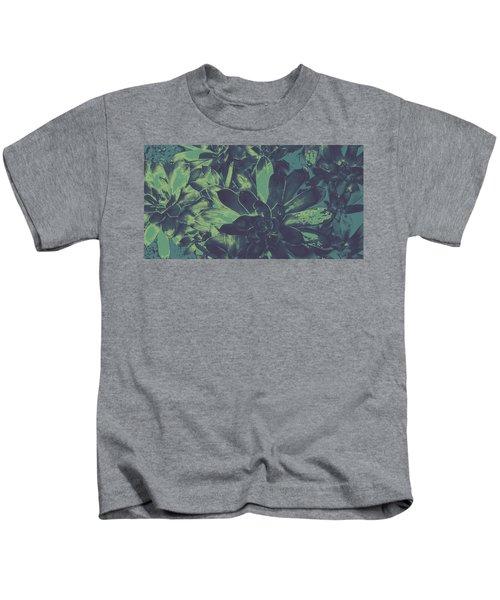 Succulents #2 Kids T-Shirt