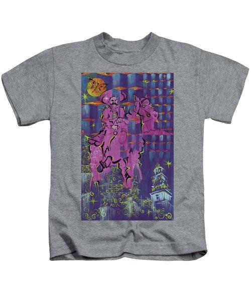 Sueno De Zapata Kids T-Shirt