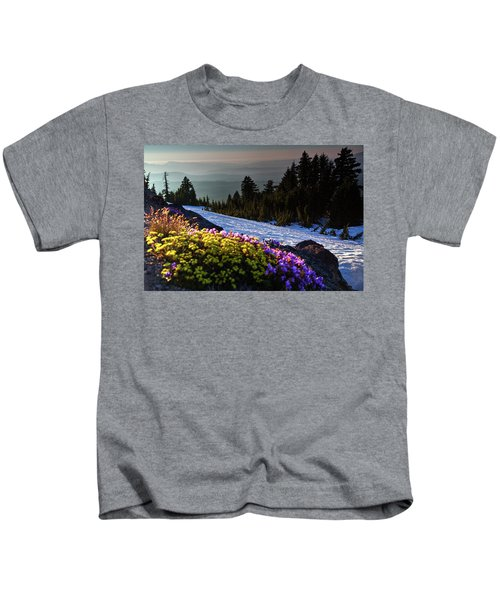 Summer And Winter Kids T-Shirt