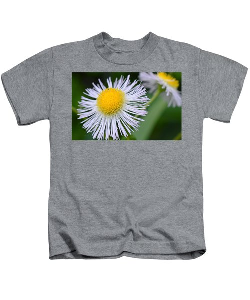 Summer Flower Kids T-Shirt