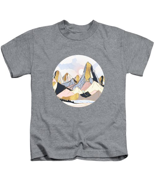 Summer Morning Kids T-Shirt