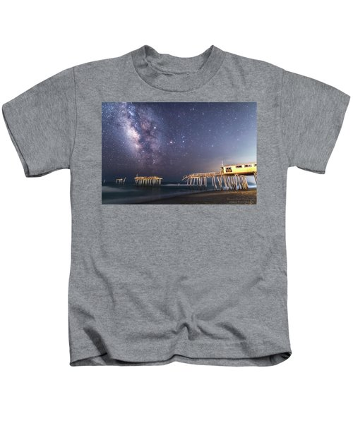 Summer Nights Kids T-Shirt