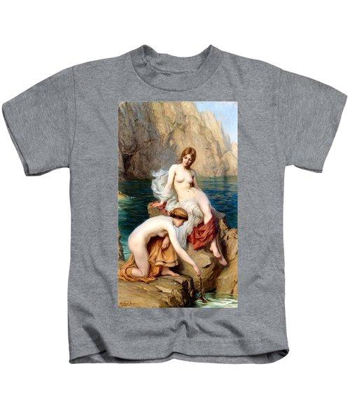 Summer Seas 1912 Kids T-Shirt