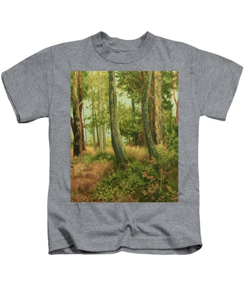 Summer, Sidney Spit Kids T-Shirt
