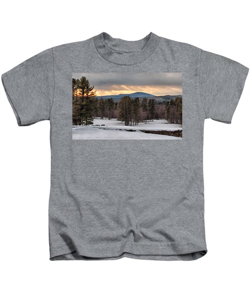 Sun Rays Kids T-Shirt
