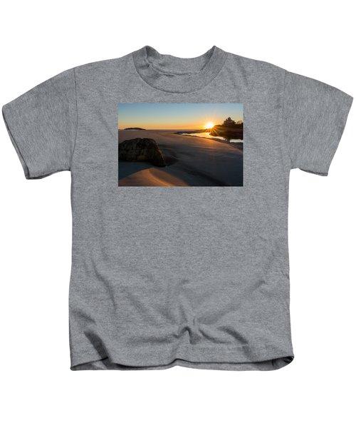 Sun Up Good Harbor Kids T-Shirt