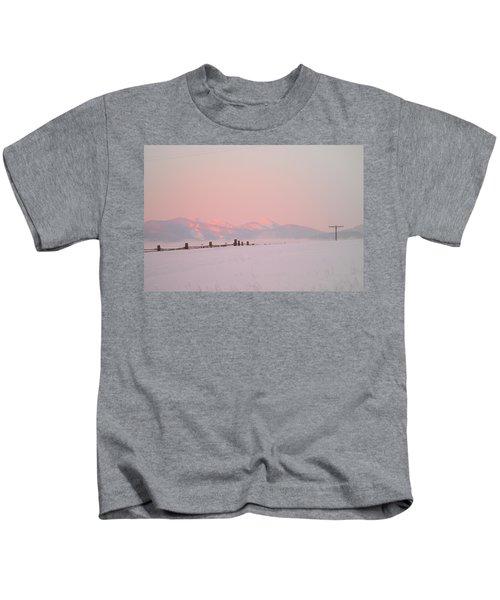 Sun Up On 12th Kids T-Shirt