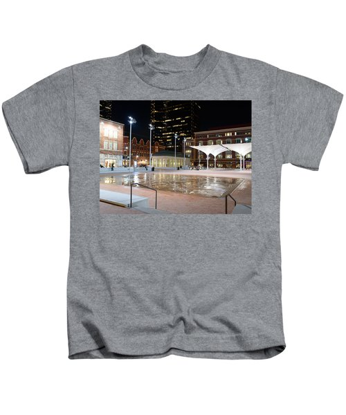 Sundance Square Fort Worth 3 Kids T-Shirt