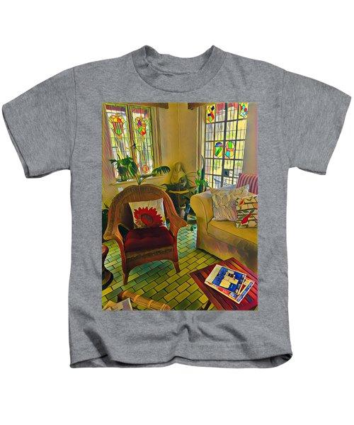 Sunday Chill  Kids T-Shirt