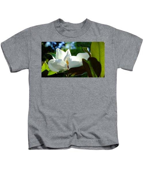 Sunlit Bloom Kids T-Shirt