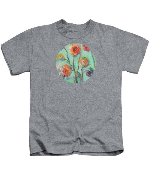 Sunlit Garden Kids T-Shirt