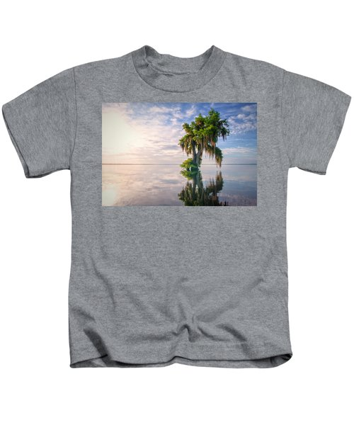Sunrise Dip Kids T-Shirt