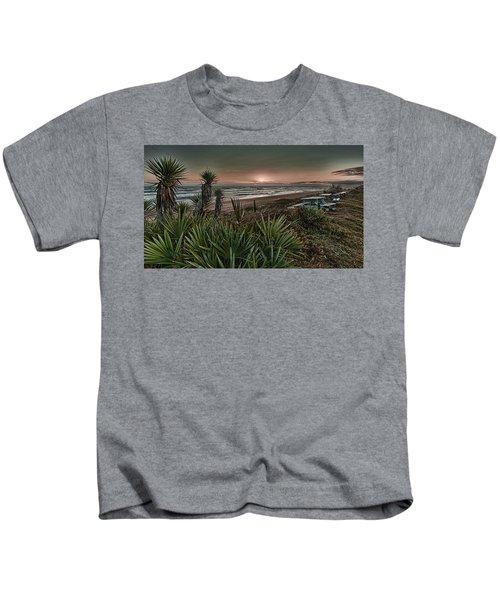 Sunrise Picnic Kids T-Shirt