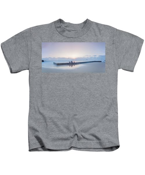 Sunset Wonder.. Kids T-Shirt