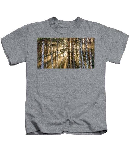 Sunshine Forest Kids T-Shirt