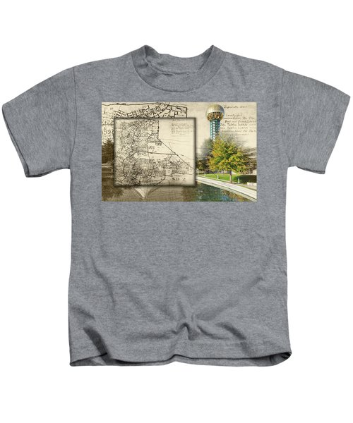 Sunsphere Mapped Kids T-Shirt