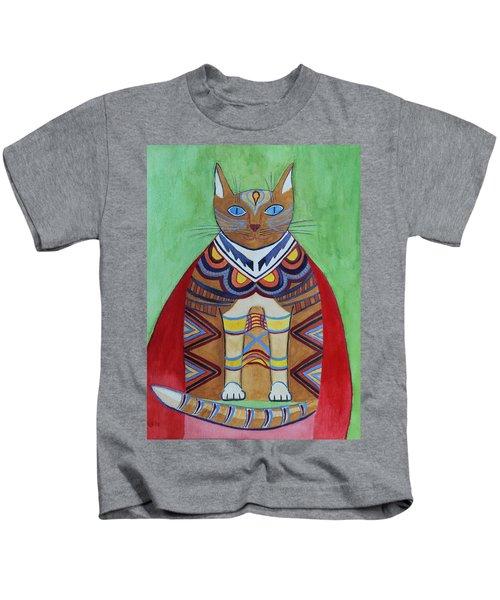 Super Cat Kids T-Shirt