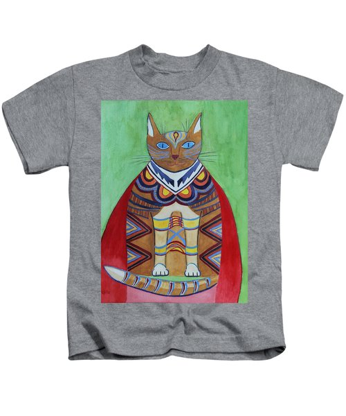 Super Cat Kids T-Shirt