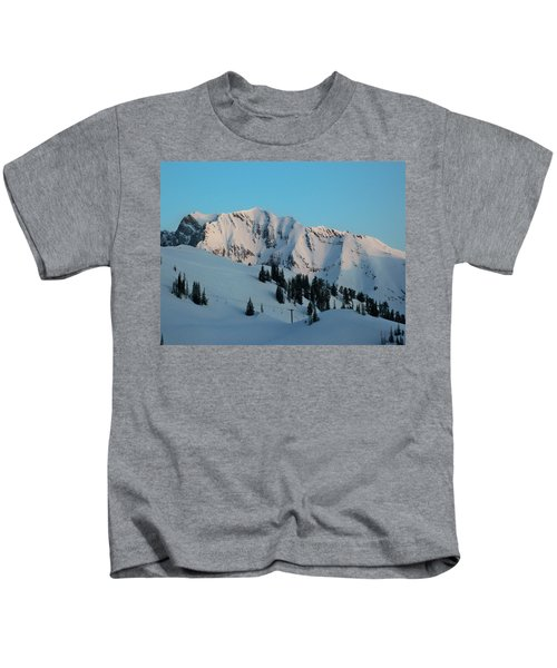 Superior Sunrise Kids T-Shirt
