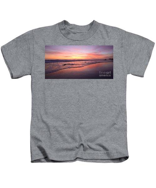 Surfer Afterglow Kids T-Shirt