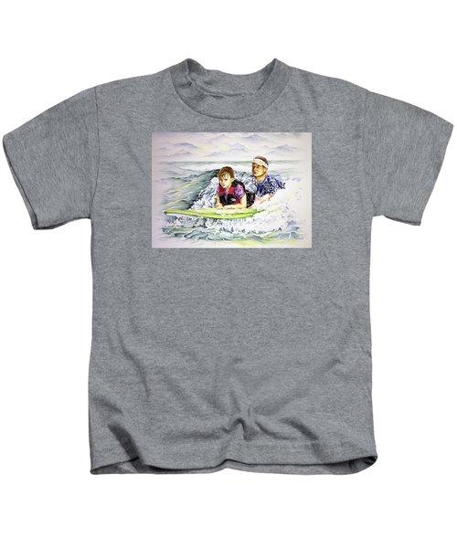 Surfers Healing Kids T-Shirt
