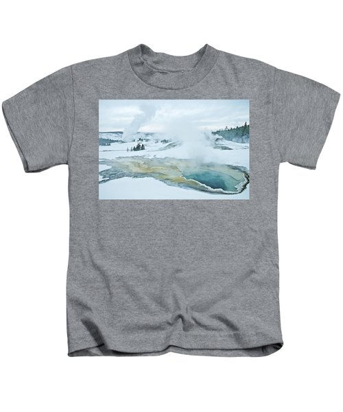 Surreal Landscape Kids T-Shirt