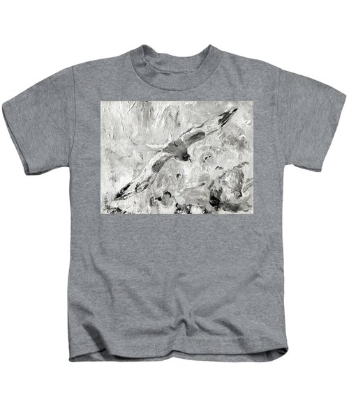 Swallow-tailed Gull Kids T-Shirt