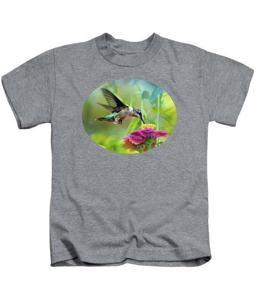 Sweet Success Kids T-Shirt by Christina Rollo