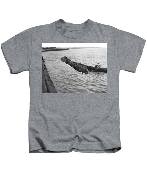 Swimmer And Escape Artist Kids T-Shirt