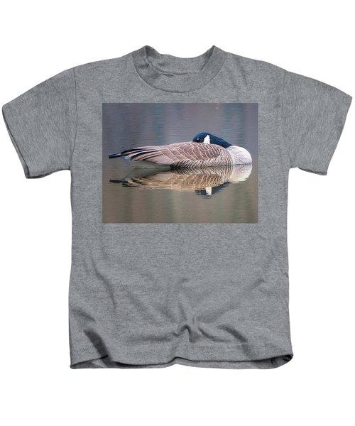 Taking A Nap Kids T-Shirt