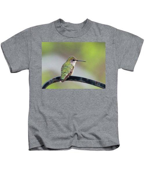 Taking A Rest Kids T-Shirt