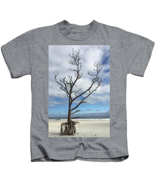 Talbot Stilt Tree #1 Kids T-Shirt