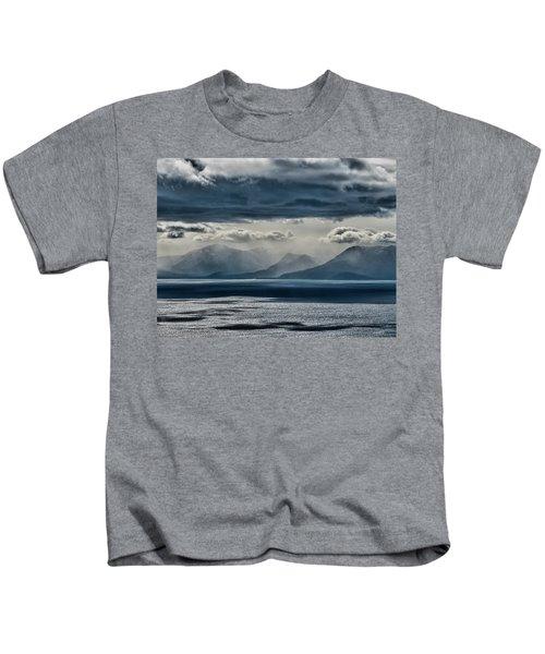 Tallac Stormclouds Kids T-Shirt
