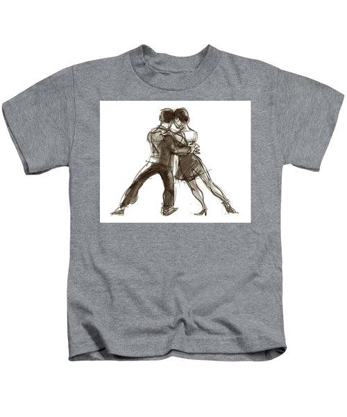 Tango Triangle Kids T-Shirt